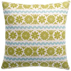 Stellar cushion cover by Angie Lewin