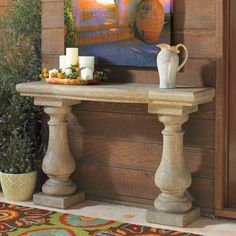 1000 Images About Stone Garden Furniture On Pinterest