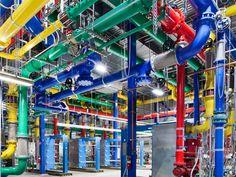 Data center do Google em The Dalles, Oregon (EUA)