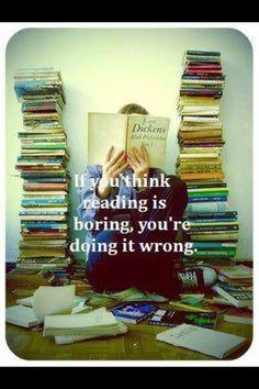 For nonreaders