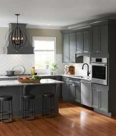 We've got the recipe for a stylish kitchen. Schedule an appointment with a Lowe's kitchen designer today!