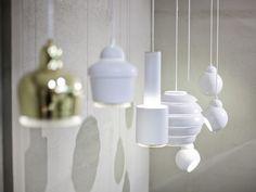Brass pendant lamp A331 by Artek | design Alvar Aalto