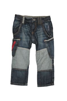 Naartjie Kids rugged jeans for boys, fitted t-shirts, red checked denim shirt and new high top camo tekkies will keep boys looking up to the minute.