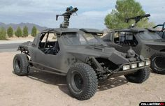 Gallery: 25 Crazy Vehicles The Military Won't Let Us Have