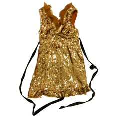 Mini dress Free People Brown size 2 US in Synthetic - 9410915 Free People Dress, Sequin Dress, Luxury Consignment, Designer Dresses, Dress Outfits, Size 2, Sequins, Clothes For Women, Formal Dresses