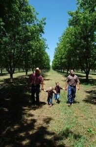 Another #Texas family who worked like dogs to establish another successful Texas business. #pecans #nuts http://www.texansunited.com/comanche/sorrells-farms-of-comanche-texas