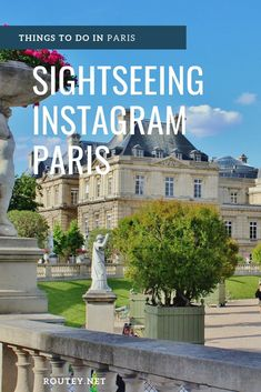Discover the best Instagram spots in the city of lights, a walking tour that will show you great spots to fill your feed with. Discover Paris with Routey, a self guided walking tour creation platform. France Destinations, Romantic Destinations, Bucket List Destinations, Berlin Travel, Paris Travel Tips, Information About Paris, London With Kids, Things To Do In London, France Travel