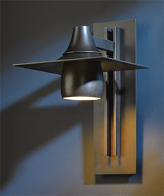 Hood 567 Dark Sky Outdoor Wall Sconce by Hubbardton Forge Porch Lighting, Exterior Lighting, Outdoor Lighting, Outdoor Wall Sconce, Outdoor Walls, Walk In The Light, Commercial Lighting, Dark Skies, Incandescent Bulbs