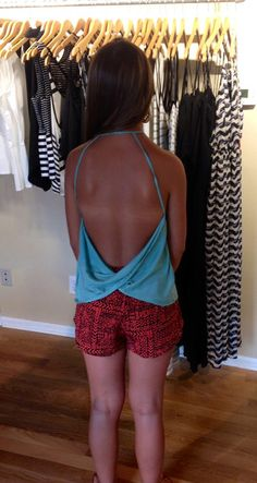 Look Back At It Top from Cooper  Bailey's Boutique