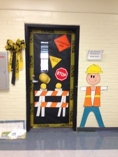 classroom decorations under construction - Bing Images & Learning Zone - Classroom Reveal 2016-2017 | Pinterest ...