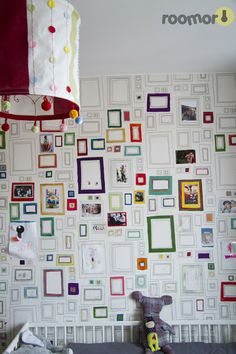 roomor!: wallpaper, kid's room,