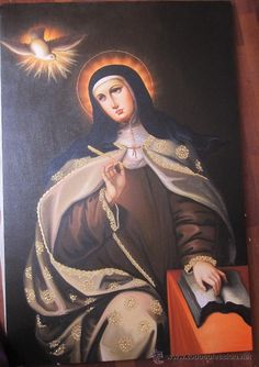 """""""El arte de rezar -aunque sea vocalmente- llámase recogimiento porque recoge el alma todas sus potencias y se entra dentro de sí con su Dios"""" Sta. Teresa, C. 47-1"""