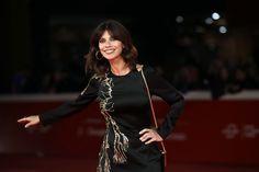 Maribel Verdú nos deja fríos en el Festival de Cine de Roma, un look negro que no transmite nada