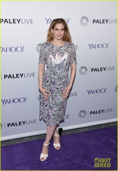 Anna Chlumsky in Peter Pilotto