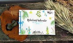 Knihy - Bylinkový kalednár- print - 6302981_