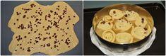 Chinois alias číňánek. Francouzský dezert z kynutého těsta, na který se všude po internetu pěje chvála. Tak jsem ho taky musela zkusit.. A ne jednou:o) Těsto 400 g hladké mouky 50 g cukru 90 g másl
