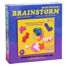 Brain Storm Beyin Fırtınası                                   (HİQ036)