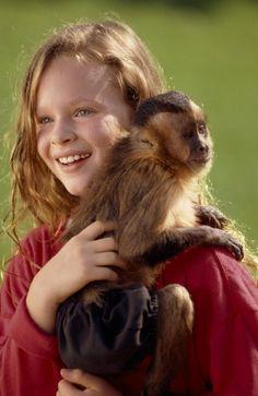 Monkey Trouble, cute movie
