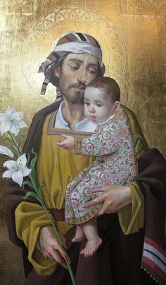 Queridos Jesús y José, bendecíd nuestros niños