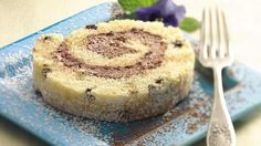 Betty Crocker's Heart Healthy Cookbook shares a recipe! Treat your family to this cake roll that's filled with chocolate pudding and pie filling mix - a luscious dessert.