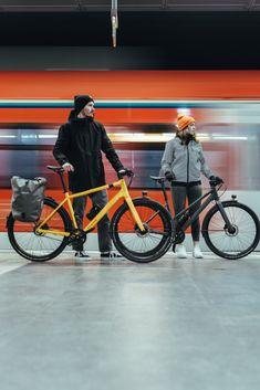 Commuter Bike, Bike Style, Successful People, Dream Life, Cycling, Urban, City, Model, Photography