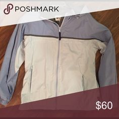 Columbia Sportswear Jacket Columbia Sportswear Jacket - 100% Nylon on the outside, lots of pockets. Perfect for the spring, all offers welcome! Columbia Jackets & Coats Utility Jackets