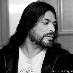 Metallica bassist Robert Trujillo