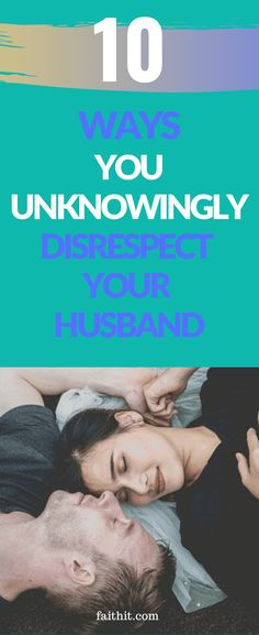 You could be sabotaging your marriage if you don't realize these 10 ways you could be disrespecting your husband. #marriage #marriagegoals #marriagelife #marriages #marriageworks #marriageadvice #MarriageMatters #marriagetips #marriagebootcamp #marriagecounseling #marriagematerial #marriage101 #marriagevows #marriageproblems #marriagetip #marriageministry #marriagefirst #marriagecounselor Marriage Boot Camp, Marriage Vows, Marriage Life, Marriage Advice, Relationship Advice, Relationships, Wife Humor, Marriage Material, Godly Wife