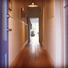 Porter S Paints Timber Floors And Wall Panelling On