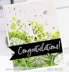 Happy Sunday! I am popping in with a card to share.  I need a graduation card for a man!  Check it out! I am playing along with t...