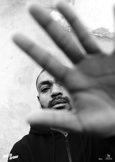 Kano, as shot by Olivia Rose for awesome new book This is Grime