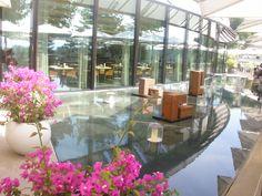 Garden Restaurant Terrace