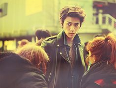 Sung Joon  Shut up Flower Boy Band