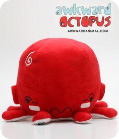 Wong Fu Store — Awkward Octopus