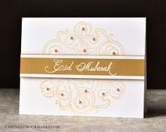 14 posts published by Tasnim during July 2013 Ramadan Cards, Eid Cards, Greeting Cards, Eid Card Designs, Eid Mubarak Card, Eid Greetings, Altenew, Simple Elegance, How To Raise Money