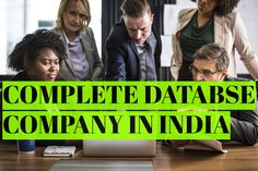 Database selling companies in India What is a database and how good data benefit your company? Like you know how important dat.