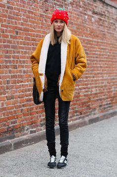 New Balance #fashion #style #women
