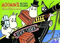 Moomin's Desert Island by Tove Jansson.