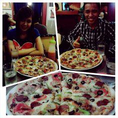 Handuraw's Pizza @ Maginhawa