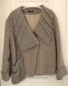 Oliver Jung wool blend jacket