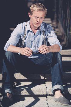 Danish Actor Thure Lindhardt  Follow on Facebook: www.facebook.com/AEkstroem