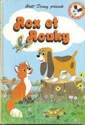 Mickey club du livre -218- Rox et Rouky