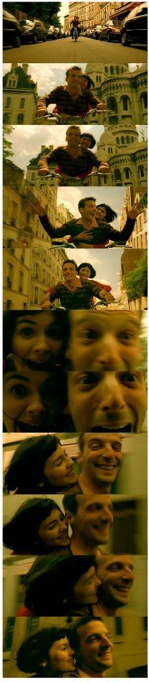 Amelie you're so quirky and wonderful