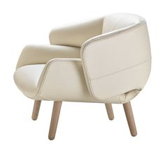 The fusion chair is a super cool sculptural design piece made by Oki Sato for BoConcept.