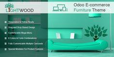 Furniture Theme for Odoo v8 Ecommerce