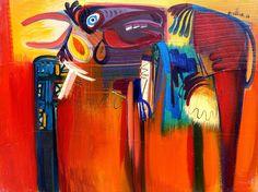 alberto ulloa artist - Google Search
