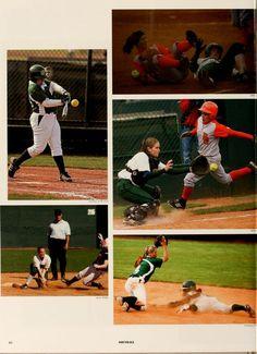 Athena yearbook, 2007. Women's softball. :: Ohio University Archives