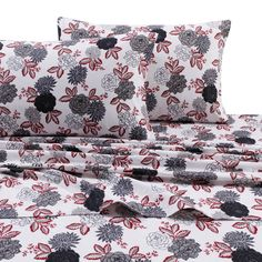 Flannel Sheet Set Twin XL Size 4 Piece Soft Warm Cotton Flat Fitted Pillowcase #FlannelSheetSets #Contemporary