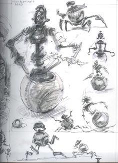 » Skyrim Concept Art by Adam Adamowicz