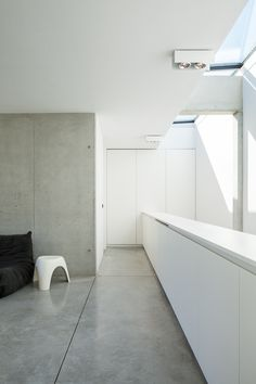 Tim van de Velde Photography | concrete american house